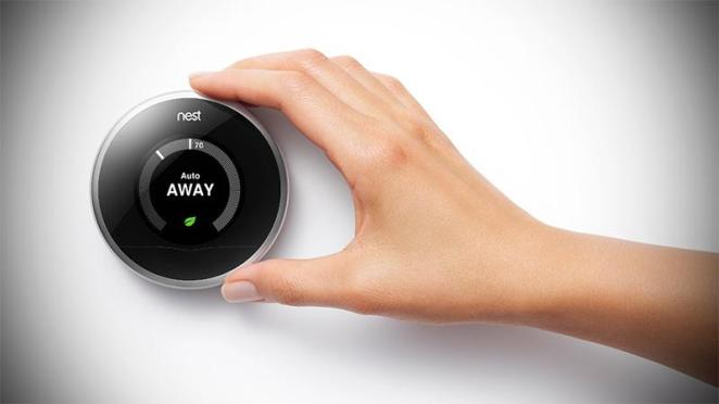 Nest's thermostat is a whole lot smarter, and sexier, than its clunky gray predecessor.